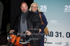 """25kmh"", Roter Teppich zur Premiere, CineStar am Sony Center, Berlin, 25.10.2018 (Photo: Christian Behring)"