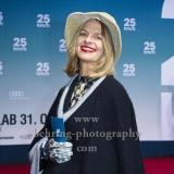 """""""25kmh"""", Gunda Ebert, Roter Teppich zur Premiere, CineStar am Sony Center, Berlin, 25.10.2018 (Photo: Christian Behring)"""
