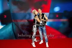 """Edith und Eric Stehfest, """"9 TAGE WACH"""", Roter Teppich zur Premiere des ProSieben-Blockbuster (am 15.03.2020 im TV) nach dem gleichnamigen Buch von Eric Stehfest, Zoo Palast, Berlin, 08.03.2020,"""