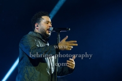 """Adel Tawil"", ""So schoen anders""-Tour, Konzert in der Columbia Halle, Berlin, 11.11.2017 (Photo: Christian Behring)"