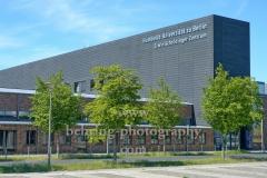 "Erwin-Schrödinger-Zentrum - Humboldt-Universität zu Berlin, ""STADTANSICHTEN"", Rudower Chaussee 26, Berlin, 09.05.2020"