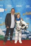 "Helmut Rossmann und Tilman Doebler,  ""Alfons Zitterbacke"", Roter Teppich zur Berlin-Premiere im Kino in der Kulturbrauerei, Berlin, 07.04.2019"