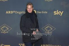 "Thomas Heinze, ""BABYLON BERLIN 3"", Roter Teppich zur Weltpemiere, Zoo Palast, Berlin, 16.12.2019"