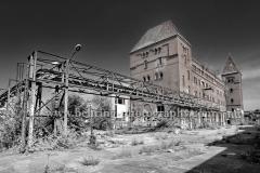 """""""Baerenquell Brauerei"""", Lost Places - Geheimnisvolle Orte - die ehemalige Brauerei in Schoeneweide, Berlin, 25.07.2013[Photo: Christian Behring]"""