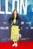 """BALLON"", Katrin Wrobel, Roter Teppich zur Berlin-Premiere am ZOO PALAST, Berlin, 13.09.2018 (Photo: Christian Behring)"