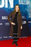 """BALLON"", Josephin Busch, Roter Teppich zur Berlin-Premiere am ZOO PALAST, Berlin, 13.09.2018 (Photo: Christian Behring)"