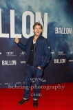 """BALLON"", Steffen Groth, Roter Teppich zur Berlin-Premiere am ZOO PALAST, Berlin, 13.09.2018 (Photo: Christian Behring)"