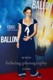 """BALLON"", Sharon Brauner, Roter Teppich zur Berlin-Premiere am ZOO PALAST, Berlin, 13.09.2018 (Photo: Christian Behring)"