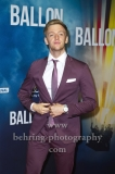 """BALLON"", Timur Bartels, Roter Teppich zur Berlin-Premiere am ZOO PALAST, Berlin, 13.09.2018 (Photo: Christian Behring)"