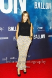 """BALLON"", Anna Julia Kapfelsperger, Roter Teppich zur Berlin-Premiere am ZOO PALAST, Berlin, 13.09.2018 (Photo: Christian Behring)"
