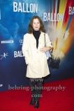 """""""BALLON"""", Inka Friedrich^, Roter Teppich zur Berlin-Premiere am ZOO PALAST, Berlin, 13.09.2018 (Photo: Christian Behring)"""