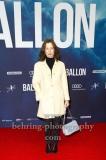 """""""BALLON"""", Inka Friedrich, Roter Teppich zur Berlin-Premiere am ZOO PALAST, Berlin, 13.09.2018 (Photo: Christian Behring)"""