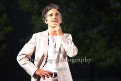 "Emre Aksızoglu, ""Berlin Oranienplatz"", Fotoprobe im Maxim Gorki Theater, Berlin, am 26.08.2020, Premiere: 28.08.2020"