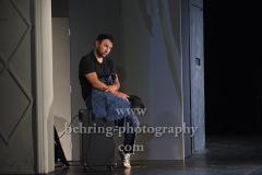 "Taner Sahintürk, ""Berlin Oranienplatz"", Fotoprobe im Maxim Gorki Theater, Berlin, am 26.08.2020, Premiere: 28.08.2020"
