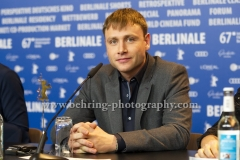 "Cate Shortland (Regisseurin/ Director)  Max Riemelt (Schauspieler/ Actor)  Polly Staniford (Produzentin/ Producer), attends the ""BERLIN SYNDROME"" Photo Call at the 67th BERLINALE, Berlin, 14.02.2017"
