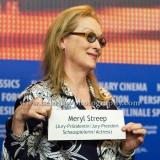 "Meryl Streep ( Praesidentin/ President– USA Schauspielerin/ Actress ), attends the ""INTERNATIONAL JURY""-press conference at the 66th Berlinale, Berlin 11.02.16(Photo: Christian Behring, www.christian-behring.com)"