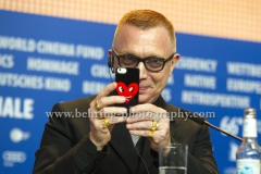 """Bruce La Bruce (Schauspieler/ Actor), attends the """"Boris Sans Beatrice/ Boris Without Beatrice"""" - press conference at the 66th Berlinale, Berlin 12.02.16 (Photo: Christian Behring, www.christian-behring.com)"""