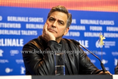 """George Clooney (Schauspieler/Actor), attends the """"Hail, Caesar!"""" - press conference at the 66th Berlinale, Berlin 11.02.16 (Photo: Christian Behring, www.christian-behring.com)"""