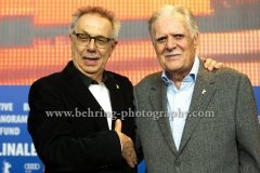 "Dieter Kosslick, Michael Ballhaus (Director of Photography), attend the ""EHRENBÄR / HOMMAGE MICHAEL BALLHAUS"" - photo call at the 66th Berlinale, Berlin 18.02.16 (Photo: Christian Behring, www.christian-behring.com)"