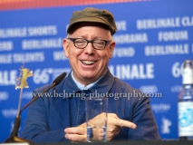 """James Schamus (Regisseur, Autor, Produzent/ Director, Writer, Producer), attends the """"Indignation"""" - press conference at the 66th Berlinale, Berlin 14.02.16"""