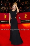 """h. Makatsch attends the """"DJANGO""""-Red Carpet at the 67th Berlinale International Film Festival at the Berlinale-Palast on Frebruary 09, 2017 in Berlin, germany"""