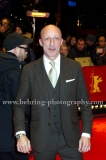 """Oliver Hirschbiegel attends the """"DJANGO""""-Red Carpet at the 67th Berlinale International Film Festival at the Berlinale-Palast on Frebruary 09, 2017 in Berlin, germany"""