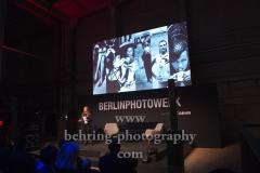 "Vorstellung des Lavazza-Kalenders durch Francesca Lavazza, ""BERLINPHOTOWEEK"", Kraftwerk, Berlin, 11.10.2019"