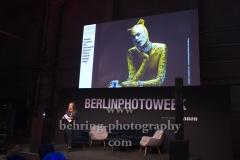 "Vorstellung des Lavazza-Kalenders durch Francesca Lavazza, ""BERLINPHOTOWEEK"", Kraftwerk, Berlin, 11.10.2019 (Photo: Christian Behring)"