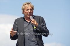 """Bernhard Brink, """"radio B2 SCHLAGERHAMMER"""", Konzert, Rennbahn Hoppegarten, Berlin-Hoppegarten, 13.07.2019"""