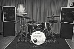 """THE BOSSHOSS"", Photoshooting im Internashville Studio zum neuen Album ""Black Is Beautiful"" (Veroeffentlichung am 26.10.2018), Berlin, 26.09.2018,"