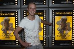 """Regisseur Tom Sommerlatte,  """"BRUDER SCHWESTER HERZ"""" (ab 10.10.19 im Kino), Photo Call zur Premiere im Kino in der Kulturbrauerei, Berlin, 07.10.2019"""