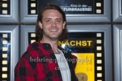 """Hauptdarsteller Sebastian Fraesdorf,  """"BRUDER SCHWESTER HERZ"""" (ab 10.10.19 im Kino), Photo Call zur Premiere im Kino in der Kulturbrauerei, Berlin, 07.10.2019"""