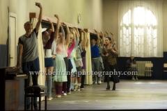 """""""CENDRILLON - Aschenputtel"""", (Premiere am 12.06.2016), Agnes Zwierko (Madame de la Haltiere), Fotoprobe in der Komischen Oper am 08.06.2016 in Berlin, Deutschland,"""