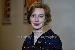 """""""CHARITE"""" (Ausstrahlung ab 19.02.2019, 20.15 Uhr im ERSTEN), Luise Wolfram, 3Photocall, PULLMAN Hotel Schweizerhof, Berlin, 28.01.2019"""