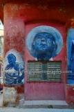 Wandbild, La habana vieja, Havanna, Cuba, 31.01.2015 [(c) Christian Behring, www.christian-behring.com]