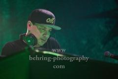 """CYPRESS HILL"", DJ Muggs (DJ), Konzert, Verti Music Hall, Berlin, 15.12.2018,"
