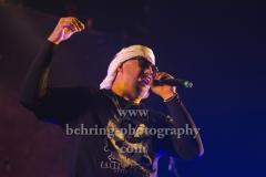 """CYPRESS HILL"", B-Real (Rap), Konzert, Verti Music Hall, Berlin, 15.12.2018,"