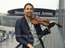 """David GARRETT"", Photo Call und Presserunde zur neuen Tour ""UNLIMITED - GREATEST HITS - LIVE 2019"" (Tourstart am 04.05.2019 in Chemnitz), 260 Grad Bar, Mercedes Platz, Berlin, 21.03.2019"