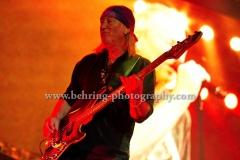 """DEEP PURPLE"", Roger Glover, ""The Long Goodbye Tour"", Konzert in der Mercedes-Benz Arena, Berlin, 13.06.2017 (Photo: Christian Behring)"