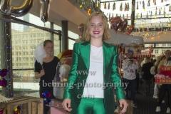 "Jannik Schuemann, Luna Wedler und Luise Befort, ""DEM HORIZONT SO NAH"", Special Screening, CineStar CUBIX am Alexanderplatz, Berlin, 25.09.2019"