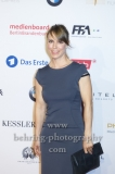 """""""DEUTSCHER FILMPREIS 2018 NOMINIERTENABEND"""", Anneke Kim Sarnau, Roter Teppich im BMW Haus, Berlin, 07.04.2018"""