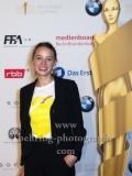 """""""DEUTSCHER FILMPREIS 2018 NOMINIERTENABEND"""", Jytte-Merle Boehrnsen, Roter Teppich im BMW Haus, Berlin, 07.04.2018"""