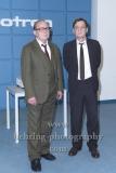 "Uwe Preuss, Sylvester Groth, ""DEUTSCHLAND 89"", Photocall, Stasi-Zentrale Normannenstrasse, Berlin, 27.09.2019"