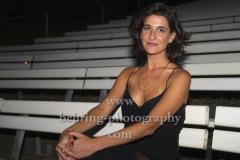 """Stephanie Magnin, """"DIE OBSKUREN GESCHICHTEN EINES ZUGREISENDEN"""", Premiere, Freiluftkino Hasenheide, Berlin, 17.08.2020,"""