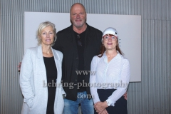 "Marika George, Michael Harder, Ulrike Krumbiegel, ""Die VERWANDLUNG"", Photocall zur Matinee, Astor Film Lounge, Berlin, 17.11.2019"