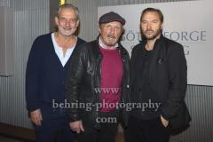 "Rolf Kanies, Claus Theo Gaertner, Thomas Arnold, ""Die VERWANDLUNG"", Photocall zur Matinee, Astor Film Lounge, Berlin, 17.11.2019"