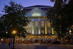 Staatsschauspiel Dresden - Schauspielhaus, Ostra-Allee, Dresden, 09.11.2020