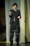 """""""Ein gewisser Charles Spencer Chaplin"""", Fotoprobe mit Wolfgang Bahro (Charlie Chaplin), Regie: Ruediger Wandel, Schlosspark Theater (Premiere am 14.10.2017), Berlin, 11.10.2017,"""