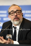 """Alex de la Iglesia (Regisseur, Produzent/ Director, Producer), attends the """"El Bar / The Bar"""" Photo Call and Press Conference at the 67th BERLINALE, Berlin, 15.02.2017 [Photo: Christian Behring]"""