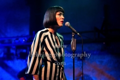 """Elise LeGrow"", Live-Preview des Album ""Playing Chess"", Konzert im Schwuz, Aufzeichnung fuer ARTE, Berlin, 02.10.2017 [Photo: Christian Behring]"